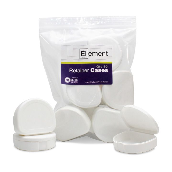 Element Orthodontic Retainer Case Elite Dental Products